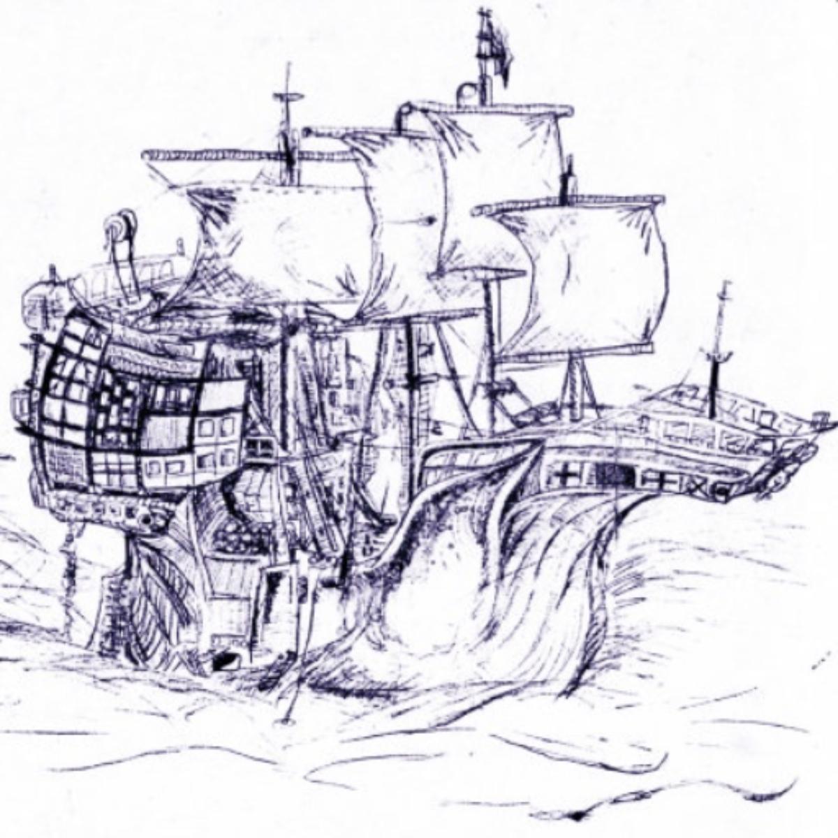 Remise à flot du navire & Prodjectsss